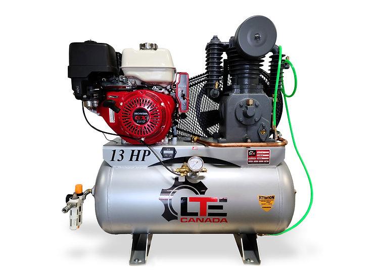 Gas L.T.E Compressor Ready to Go - 30 gallons
