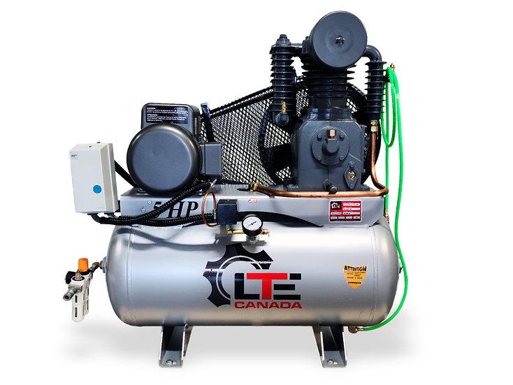 Electric L.T.E Compressor 220V - 30 gallons