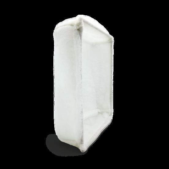 15'' X 15'' X 4'' Cube filter