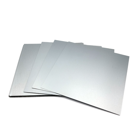 Metal Sheet 12'' x 12'' 26GA - 25 pcs