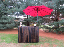 Insulated Beverage Cart