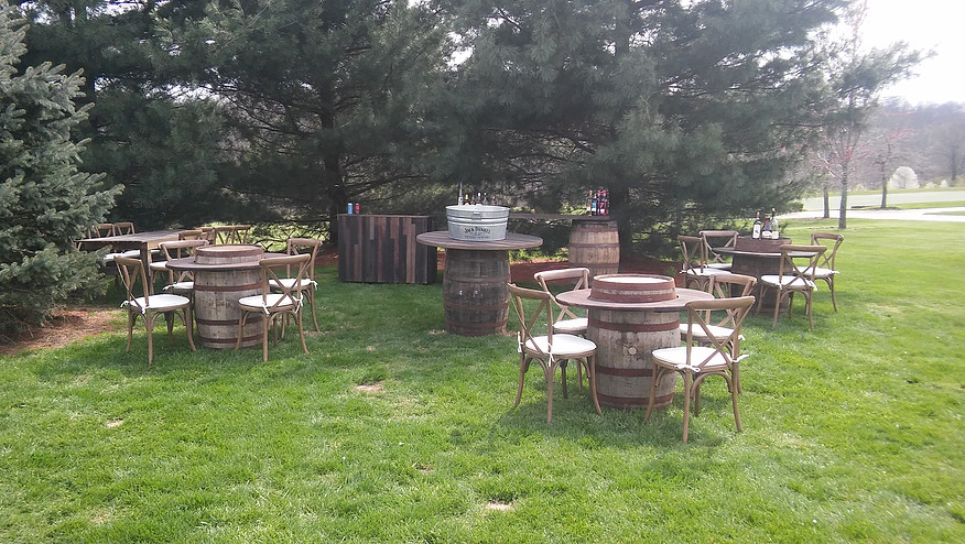 Vineyard Park Set Up