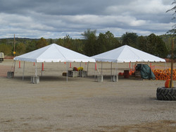 Square Frame Tents