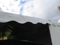 Pole Tent Siding