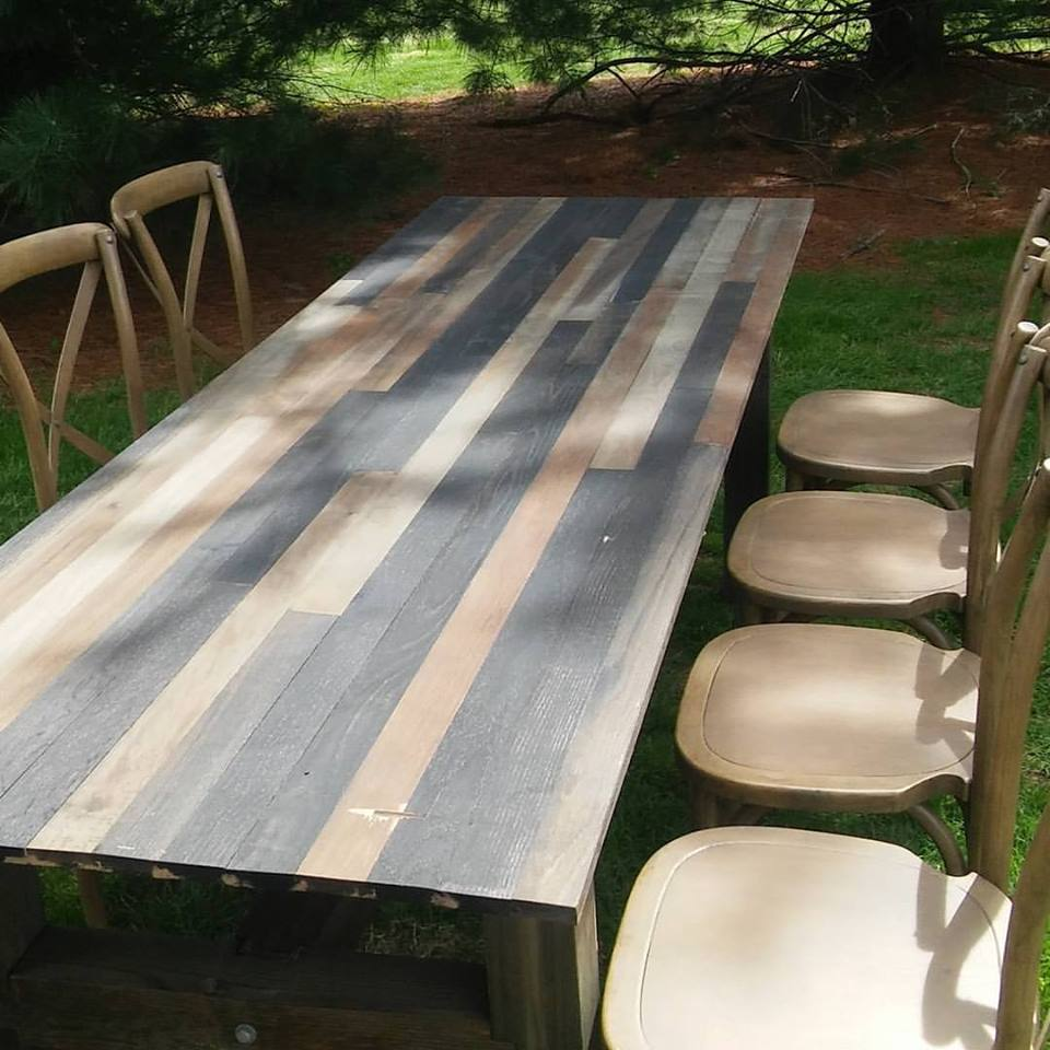 Vineyard Table Top