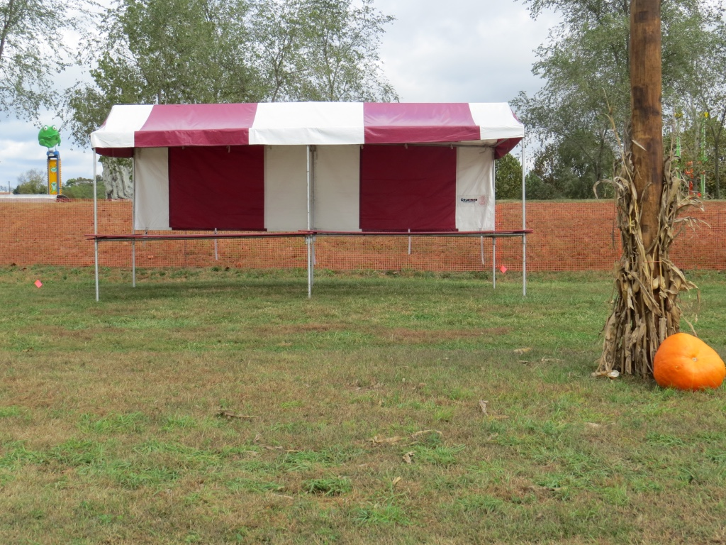 Festival Booth for Rental