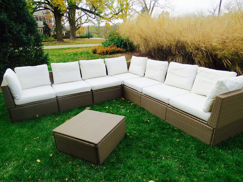Whicker Sectional