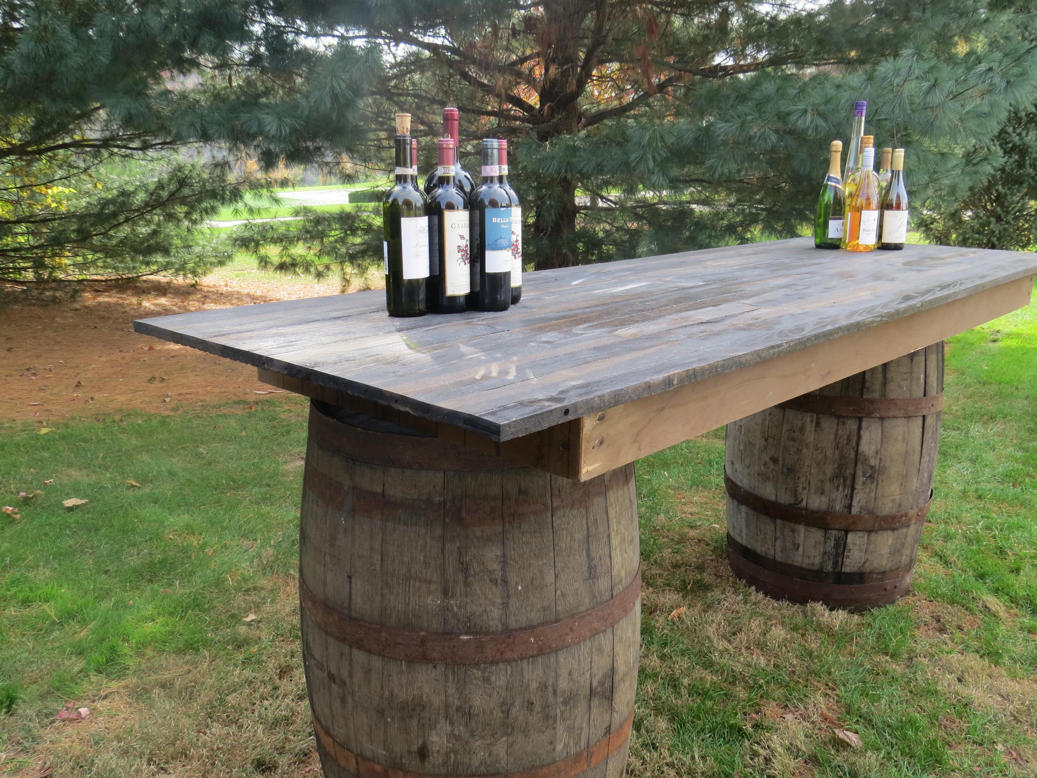 Two Barrel Bar