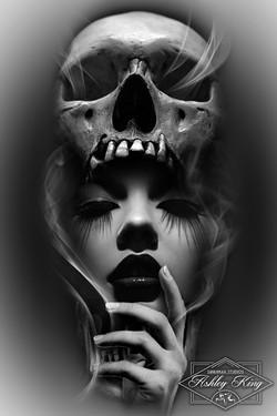 josh skull design