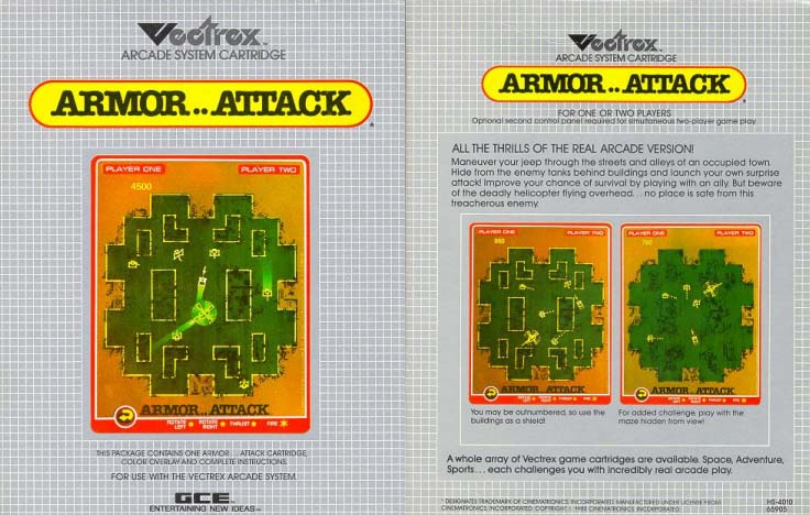 Armor Attack | Source : vectrexworld.com