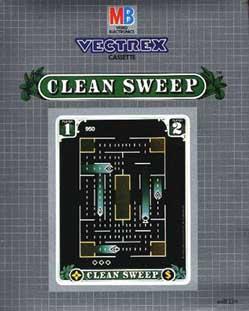 Clean Sweep   Source : vectrexworld.com