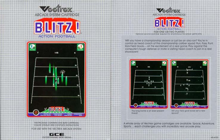 Blitz! | Source : vectrexworld.com