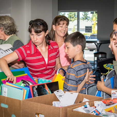 Back to School Fair Supply Drive