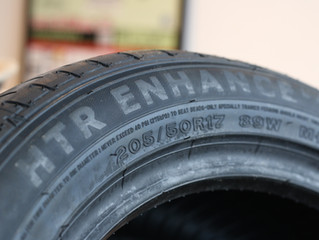 対米国市場向け日本製タイヤ