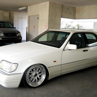 W140 S-Class x rotiform LSR