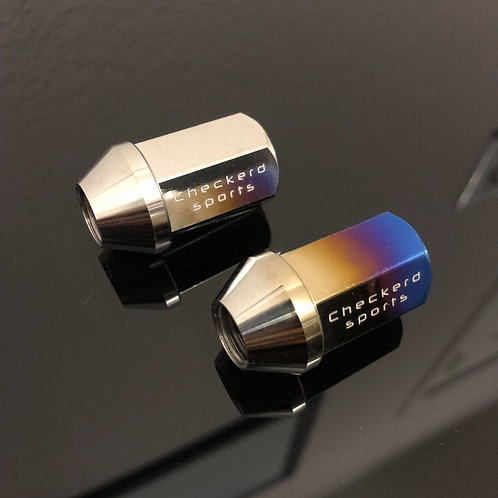 Checkerdsports Titanium Lug Nuts