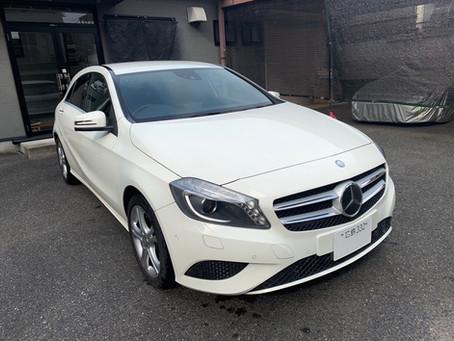 2015 MercedesBenz A180