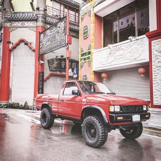 '91 DATSUN TRUCK 4WD
