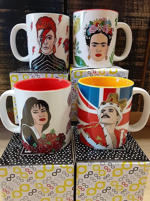 Collectible Ceramic Mugs