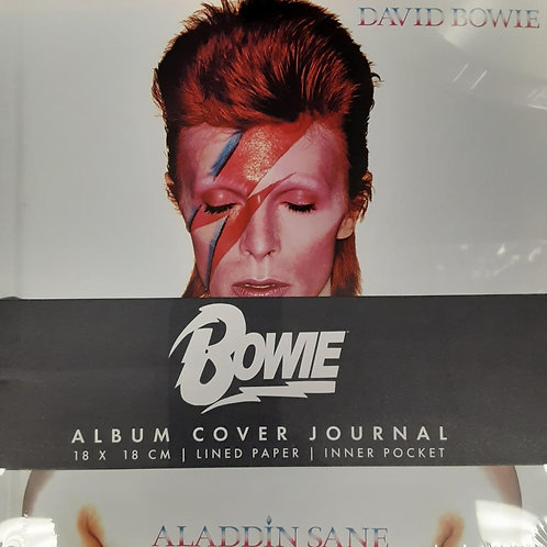 David Bowie Album Cover Journal