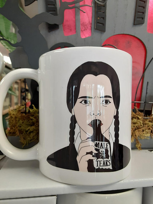 Wednesday Adams Mug