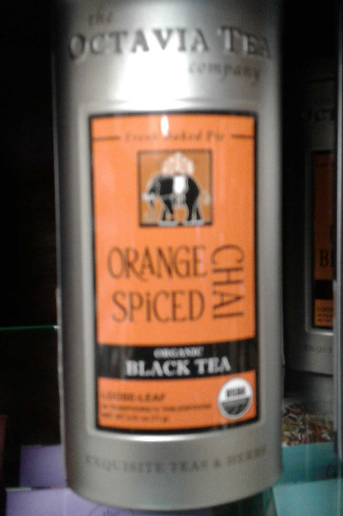 Orange Spice Chai