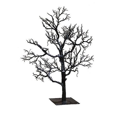 """Black Twig 32"""" Tree - Kurt Adler"""