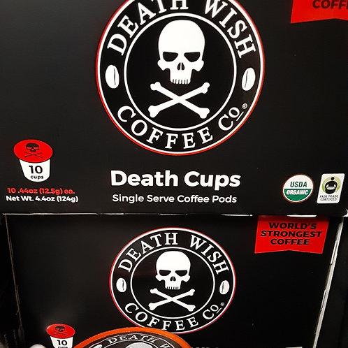 Death Wish Death Cups Coffee