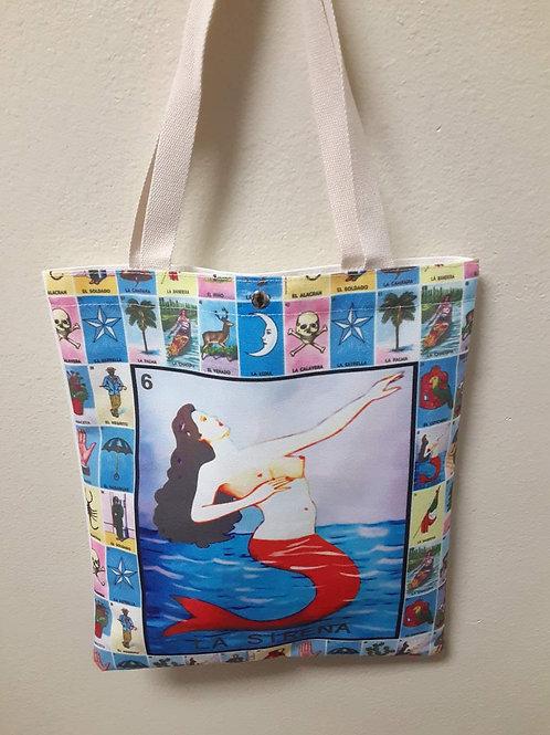 Loteria Tote Bag
