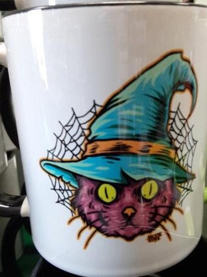 JK Cat Mug