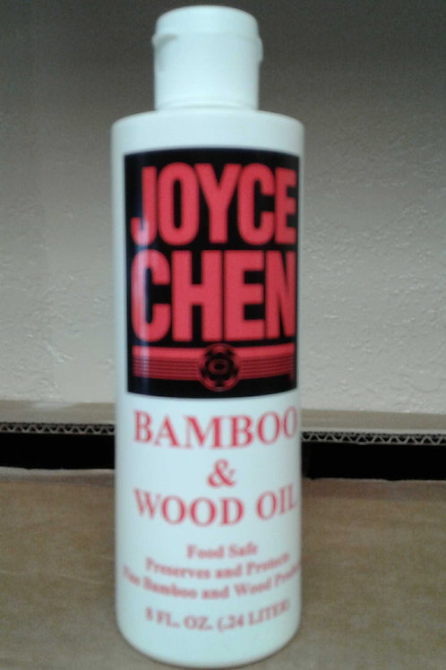 Bamboo & Wood Oil