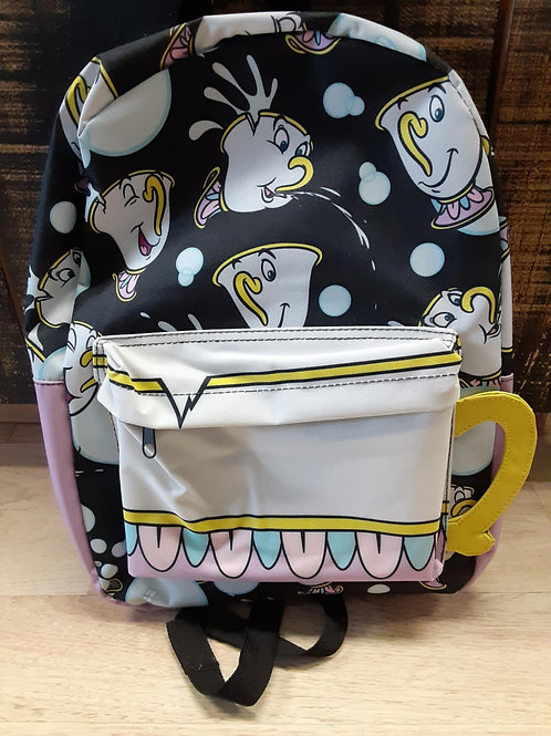 Disney Chip from Beauty and The Best Back Pack