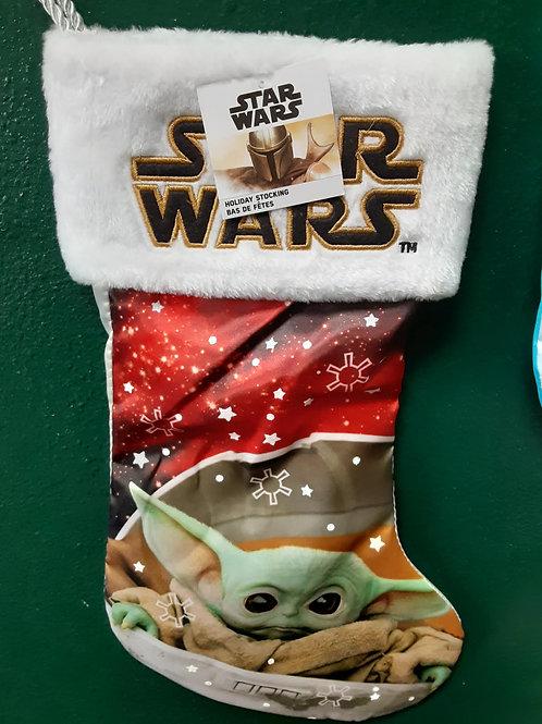 Star Wars The Child Stocking