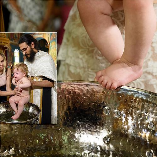 baptism eua