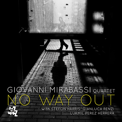 NO WAY OUT - Giovanni Mirabassi -  CD ALBUM