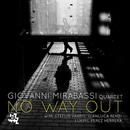 Giovanni Mirabassi - No Way Out CD Album