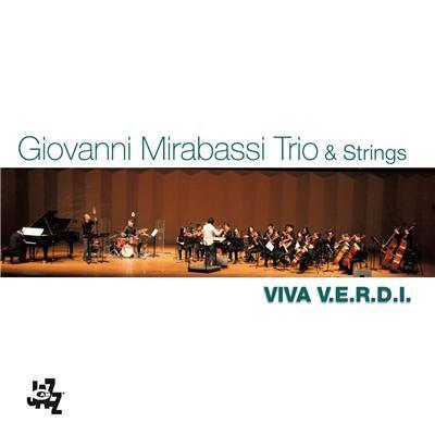 VIVA V.E.R.D.I - Giovanni Mirabassi - CD ALBUM