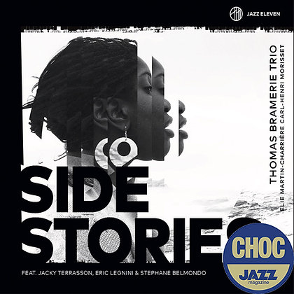 SIDE STORIES + Livret inclus - CD ALBUM