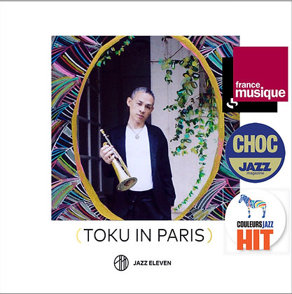 TOKU IN PARIS - CD ALBUM