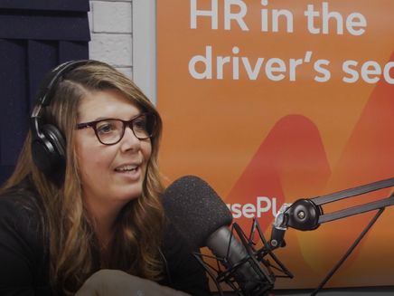 Together Apart, Connecting Hybrid Workforces - HR in the driver's seat with Ingrid Jenkins (Ep3)