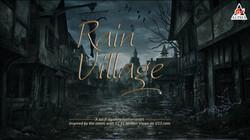 Horror Film- Rain Village