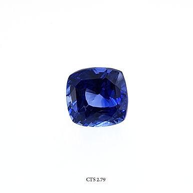 ZAFFIRO CUSCINO CT: 2,79 MM:8X8