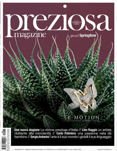 Preziosa Magazine  Marzo 2021