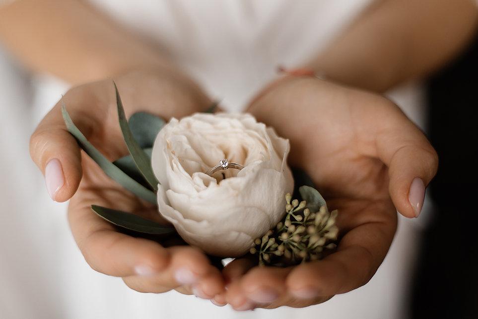 tender-eustoma-flower-with-engagement-ri