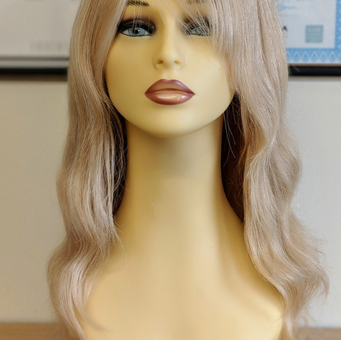 Who said 'Wigs' don't look Natural??? Many already do, but this one just needed that extra touch.