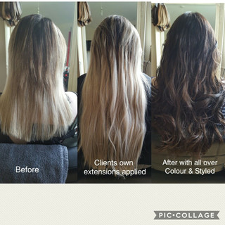 Micro Ring I-Tip Hair Extensions