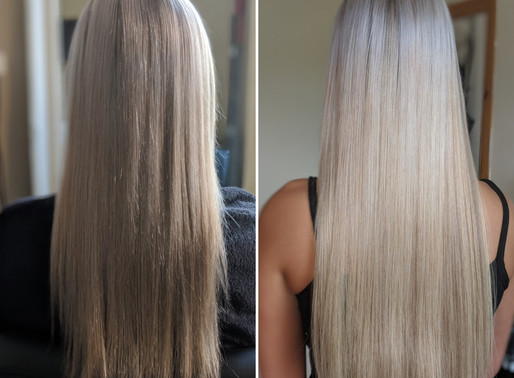 Russian Remi Human Hair Extensions