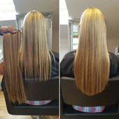 Micro Ring Weft Hair Extensions