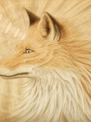 - Psychic Fox -