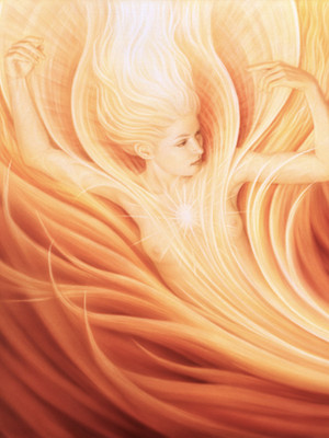 - The Golden Dakini -
